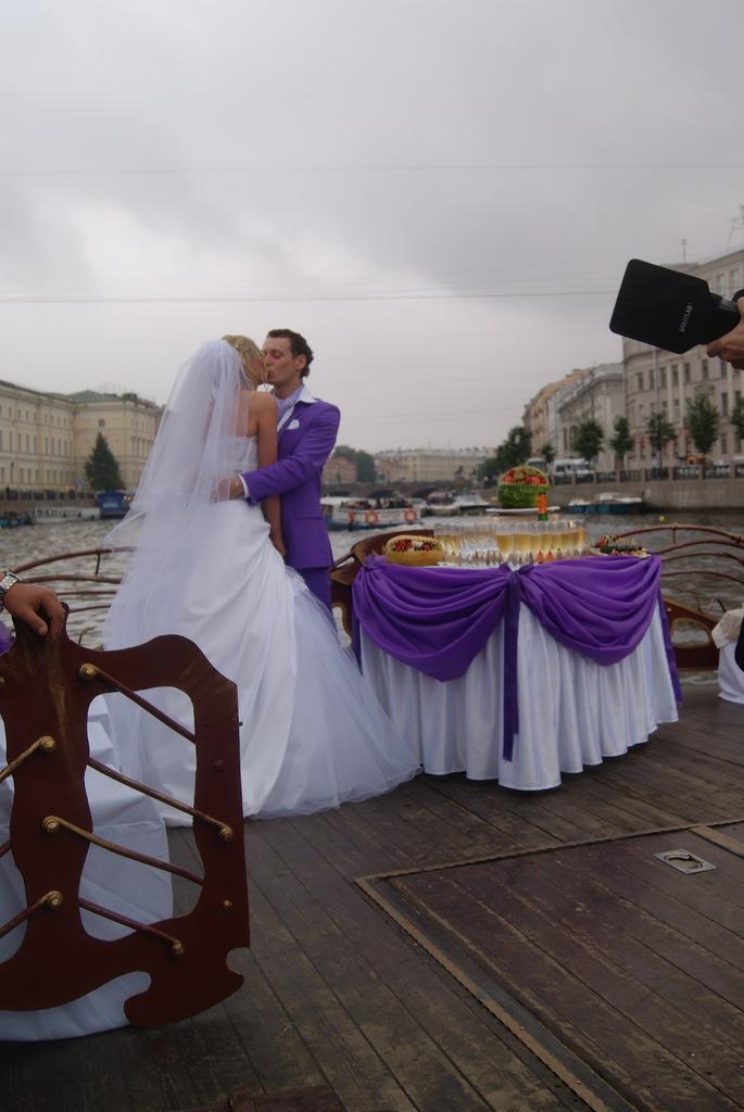 Кейтеринг на свадьбу в СПБ